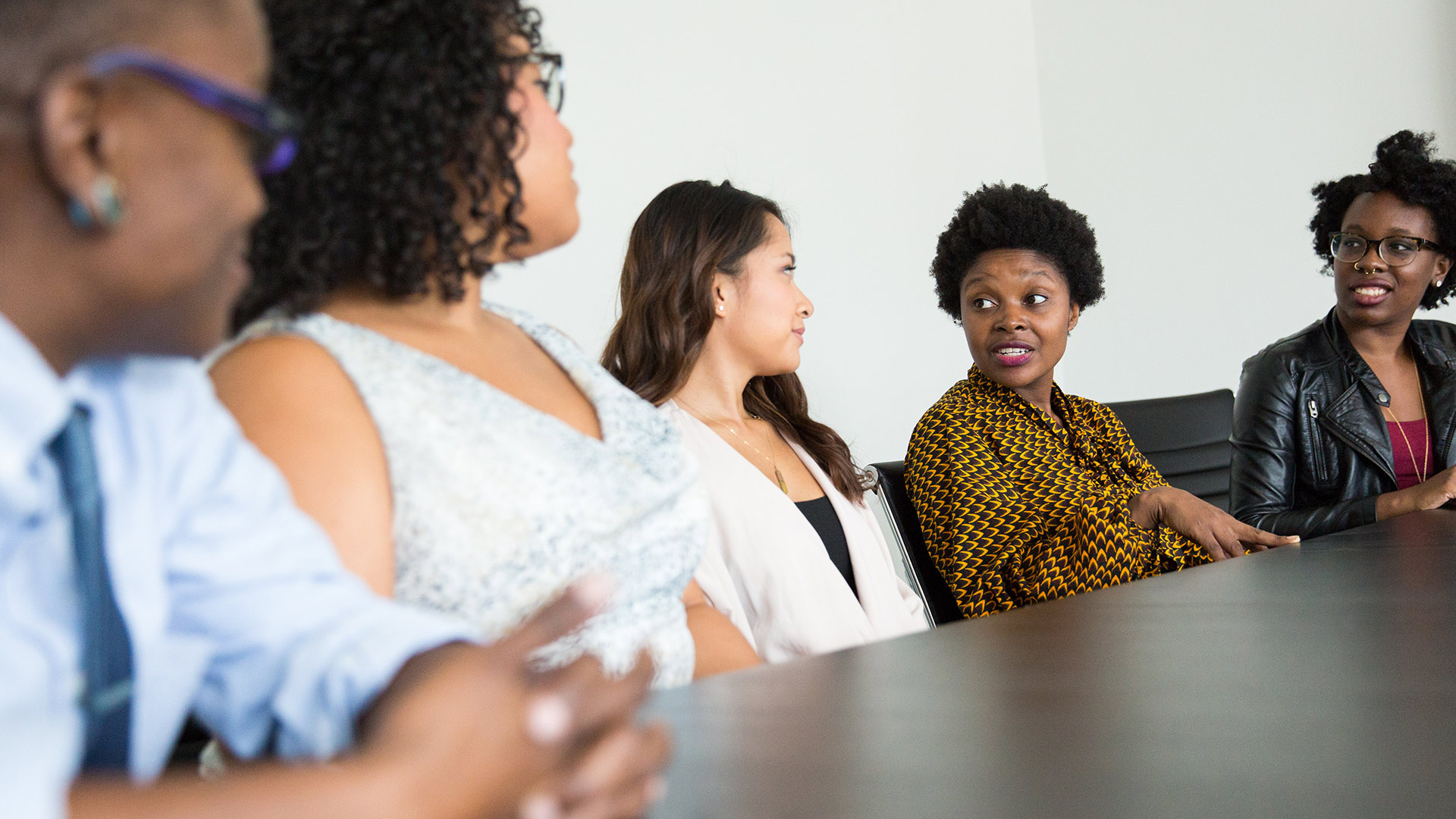 A Generational change in diversity – How a diverse team helps decision-making.